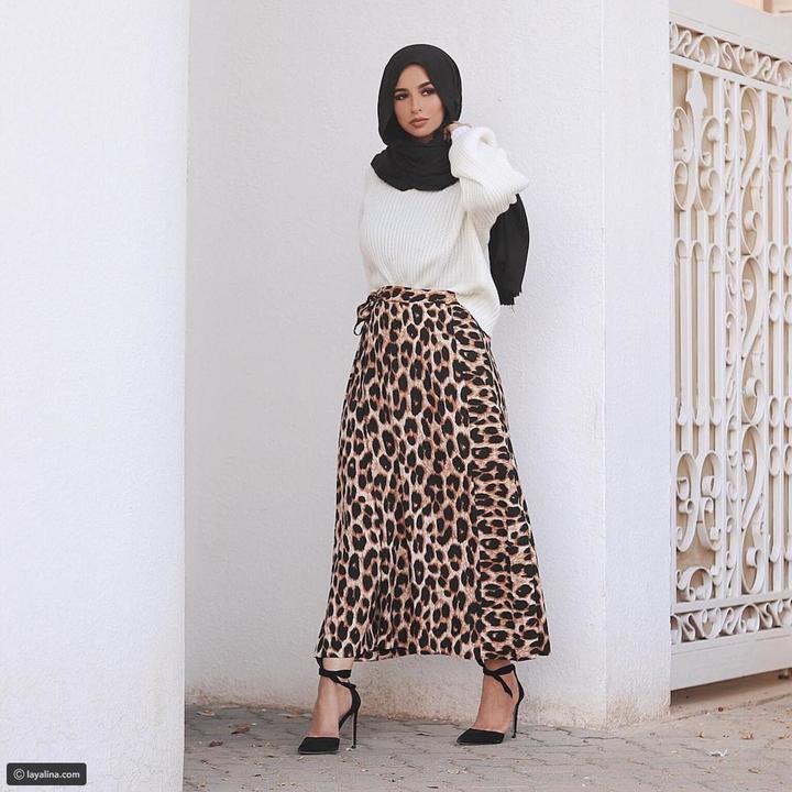 05cc9da210e8c أزياء ربيع وصيف 2019 للمحجبات على طريقة مدونة الموضة سها