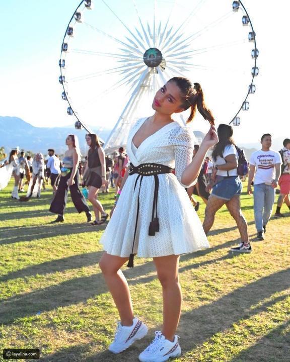 صور مودل الين سليمان تصبح ملكة فصل الصيف بإطلالات مذهلة لكل الأوقات