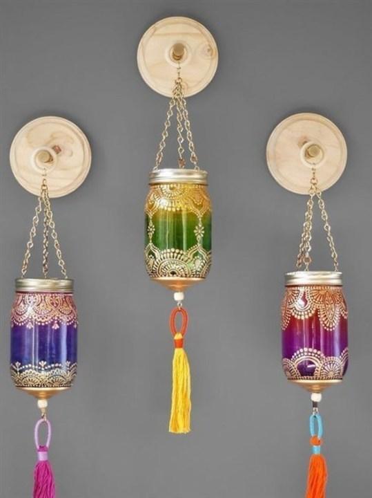 اليك اجمل الديكورات اليدوية في رمضان لزينة فريدة!