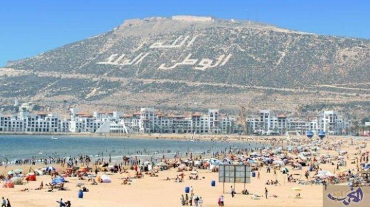 المغاربة أكثر السياح الوافدين على أغادير خلال الصيف الحالي