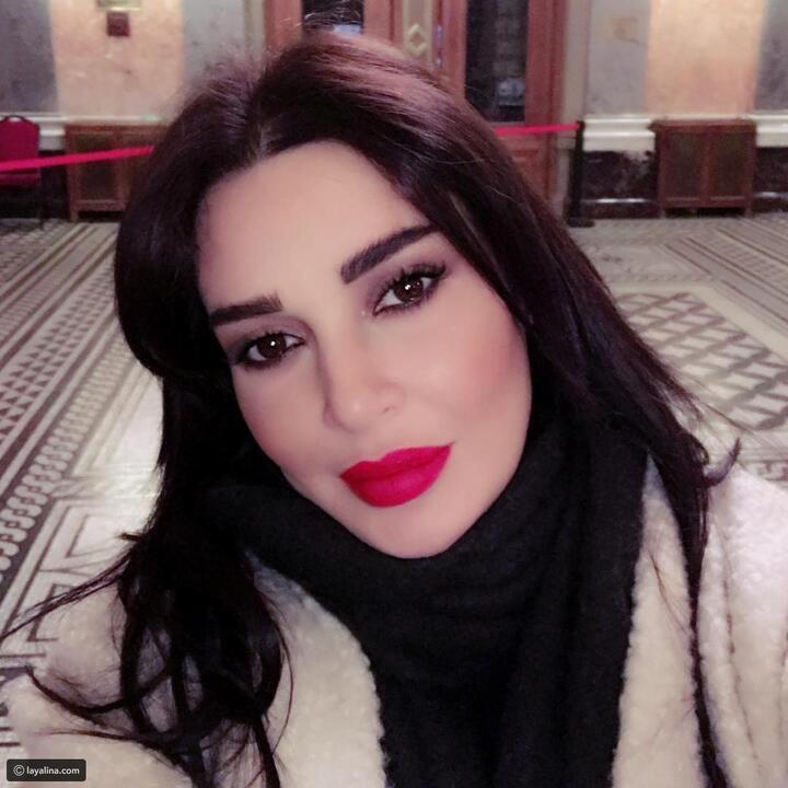 الروج الأحمر يهيمن على إطلالات سيرين عبد النور في 2019: أي درجة أجمل؟