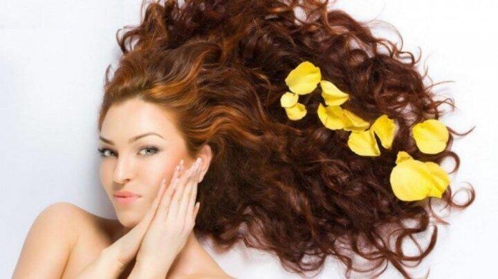 تعطير شعر العروس بطرق طبيعية