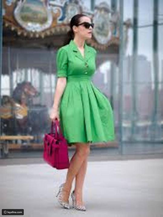 في أول أيام عيد الأضحى، حان الوقت لارتداء الألوان الزاهية