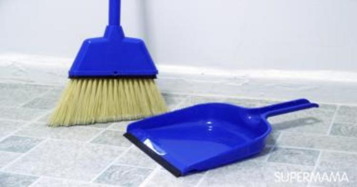 هل تستخدمين هذه الخطوات الـ7 في تنظيف منزلك؟