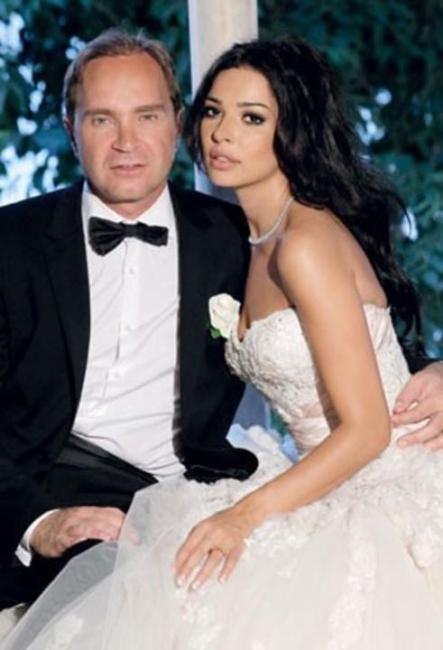 مشاهير عرب في يوم زفافهم لن تصدقوا كيف كانوا