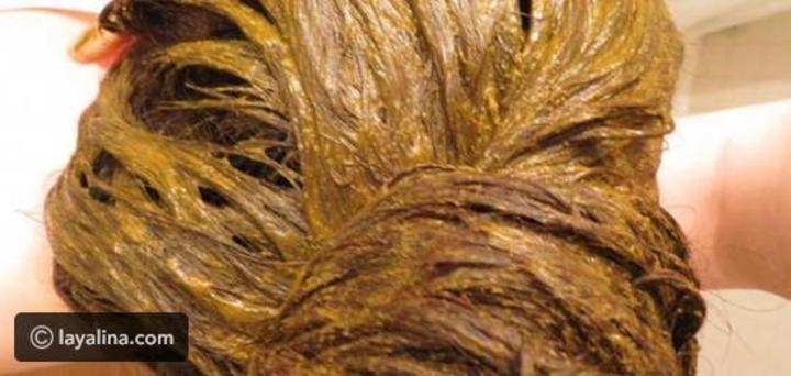 بالصور... هذه طرق تلوين الشعر بالحناء