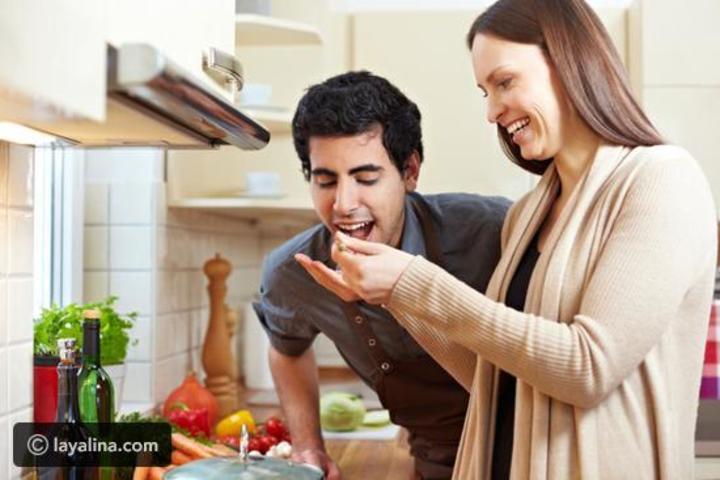 أطعمة ممنوعة قبل العلاقة الزوجية