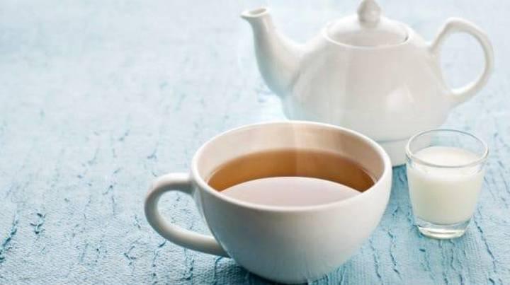 الحليب والشاي الأسود ومكون ثالث لحرق الدهون بسرعة