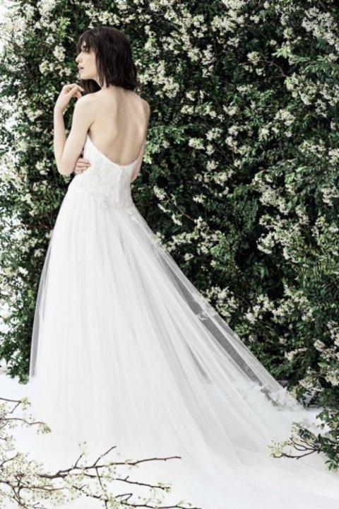 اسبوع الموضة العرائسي من Carolina Herrera
