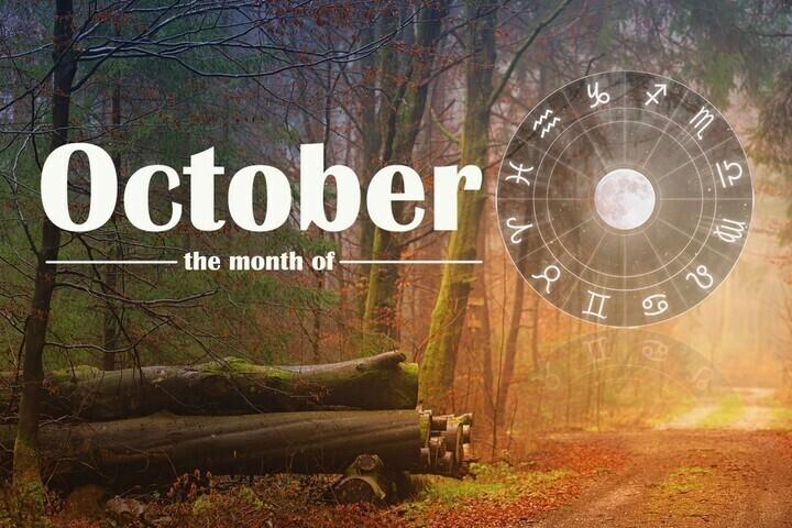 ما الذي يحمله شهر أكتوبر/ تشرين الأول للأبراج؟