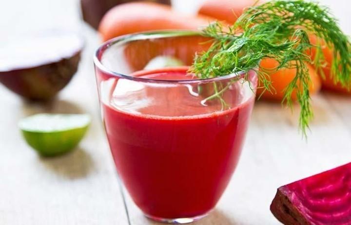 عصير الشمندر و الليمون يقضي على الدهون المكتسبة في رمضان
