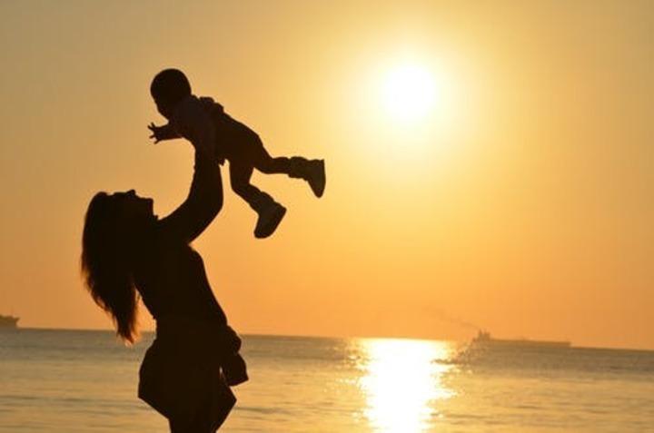 حلم الأمومة وجنين صحي