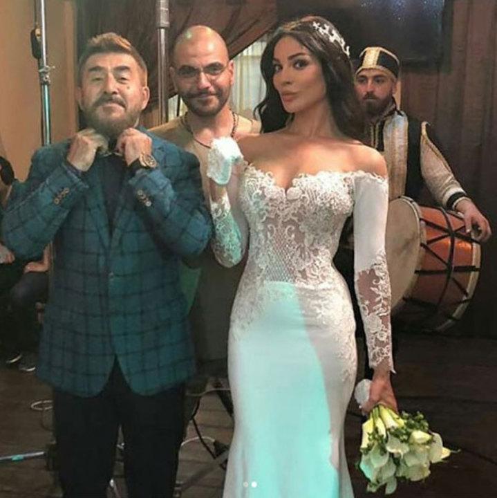 فساتين زفاف نادين نسيب نجيم.. بين الواقع والخيال