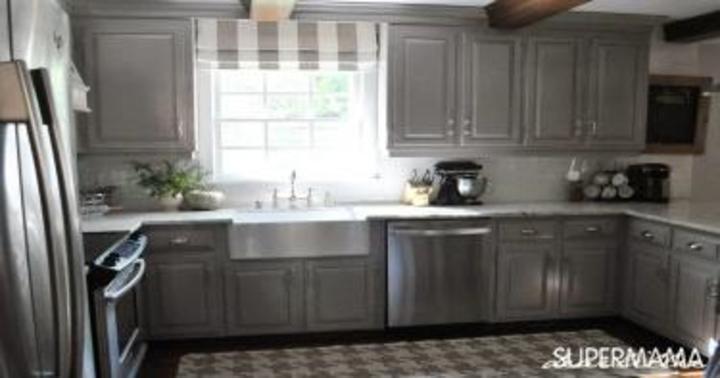 بالصور.. 8 أفكار جديدة لستائر المطبخ والحمام