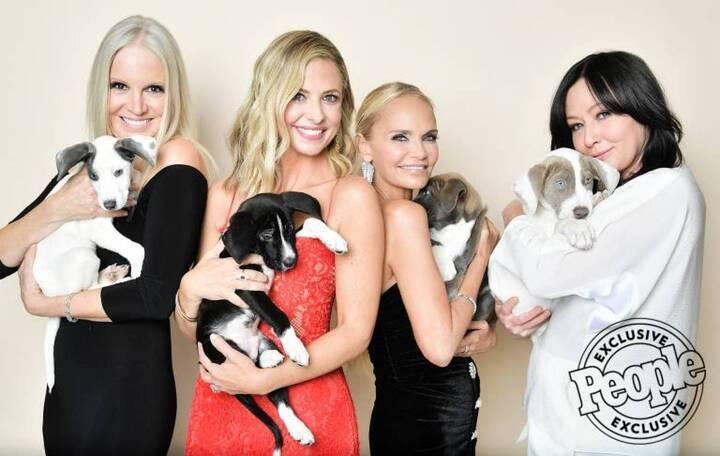 نجوم هوليوود يجتمعون في حفلٍ خاص لدعم الكلاب