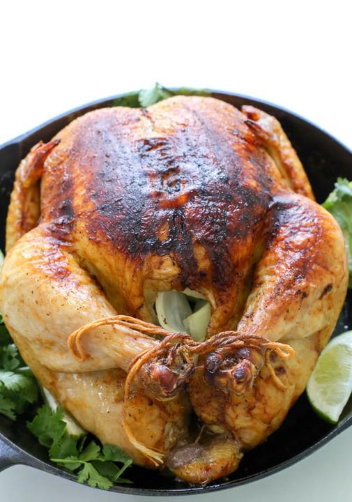 كيفية إعداد الدجاج مبخر