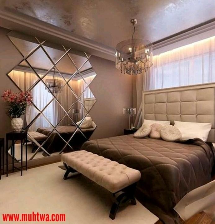 ديكورات غرف نوم تركية 2019