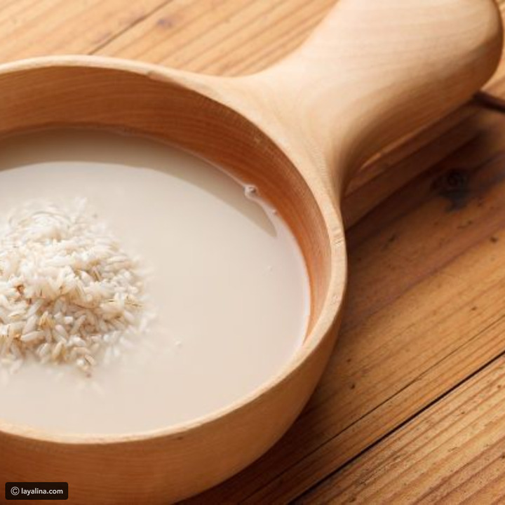 ماء الأرز للوجه والبشرة: فوائده وطريقة استخدامه