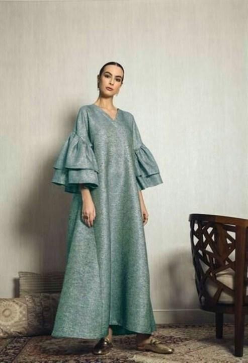 في رمضان... تألقي بأجمل الجلابيات ذات ألوان الباستيل!
