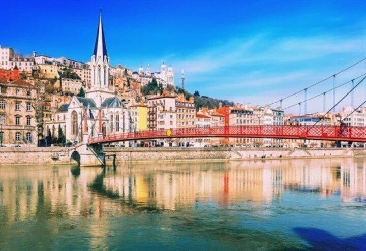بالصور... مدن فرنسية ساحرة وقريبة جداً من سويسرا!