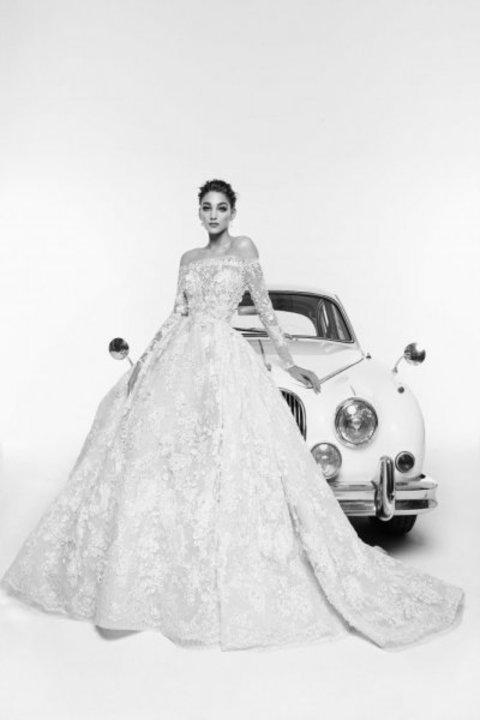 احدث موديلات فساتين زفاف فخمة 2019