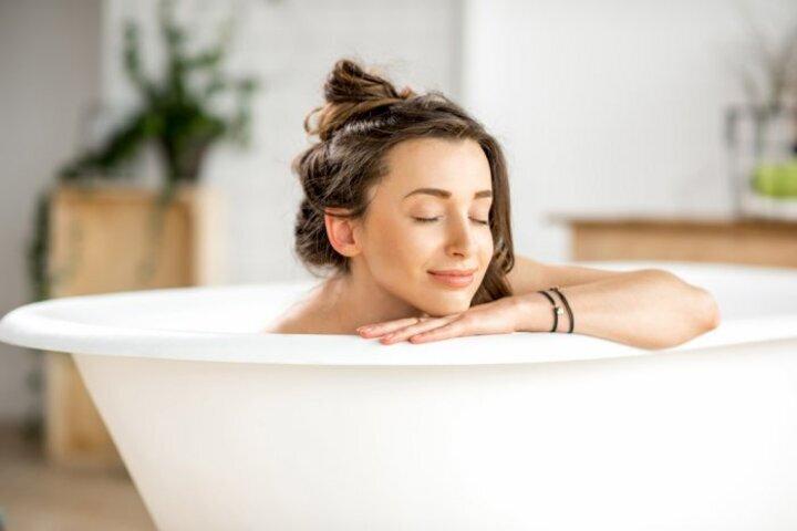 أنواع حمامات العروسة وطرق تحضيرها في المنزل