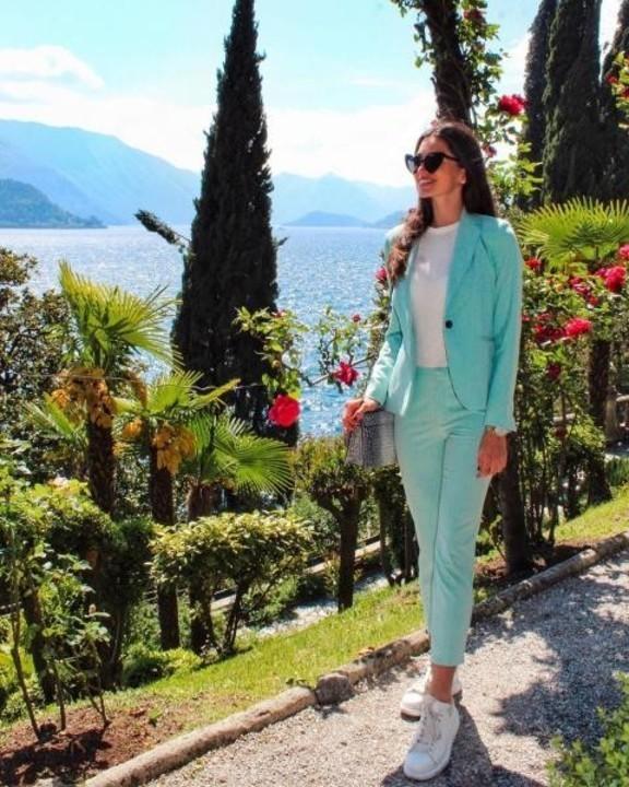 أزياء صيفية ناعمة بلمسة إيطالية لعيد الفطر