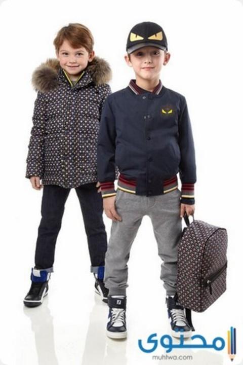 f1b572f9d65bd ملابس أطفال شتويه موديلات تركى 2019