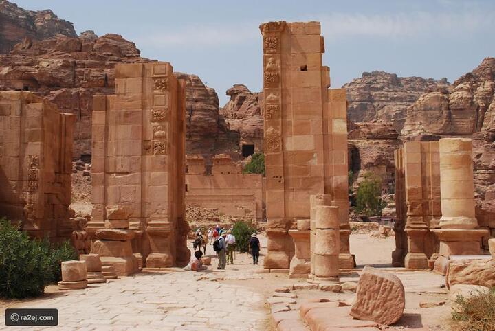 ثاني عجائب الدنيا السبع تحتفل بزائرها المليون لعام 2019
