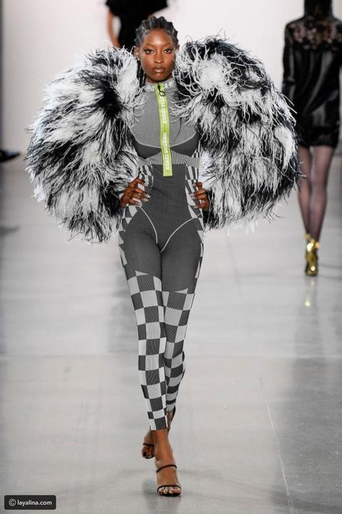 مجموعة Christian Cowan المبهجة في أسبوع الموضة في نيويورك لربيع 2020