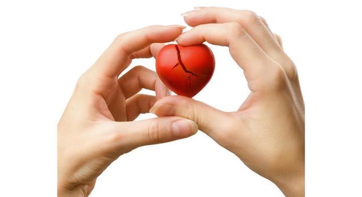 احذر.. القلب المكسور من الحب قد يؤدي للوفاة!!