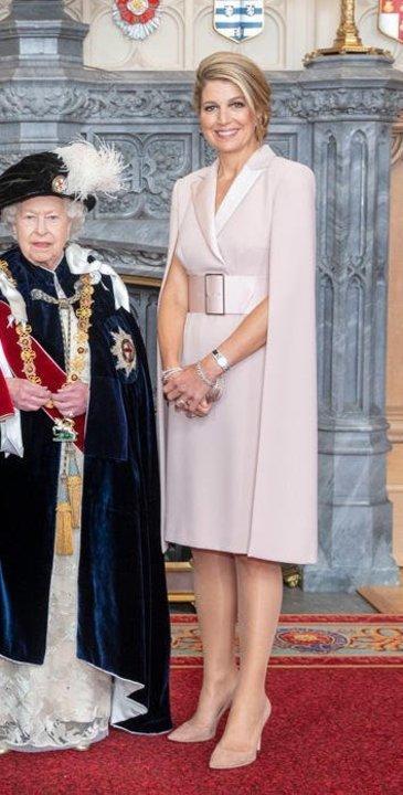 لقاء ملكي يجمع أكثر ملكات العالم أناقة