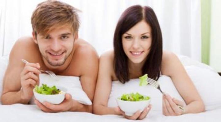 قائمة الاطعمة الجنسية