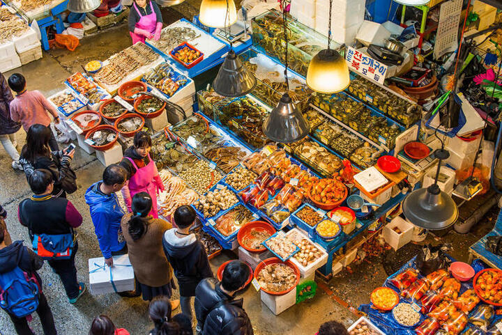 السياحة في سيول تحلو في الخريف