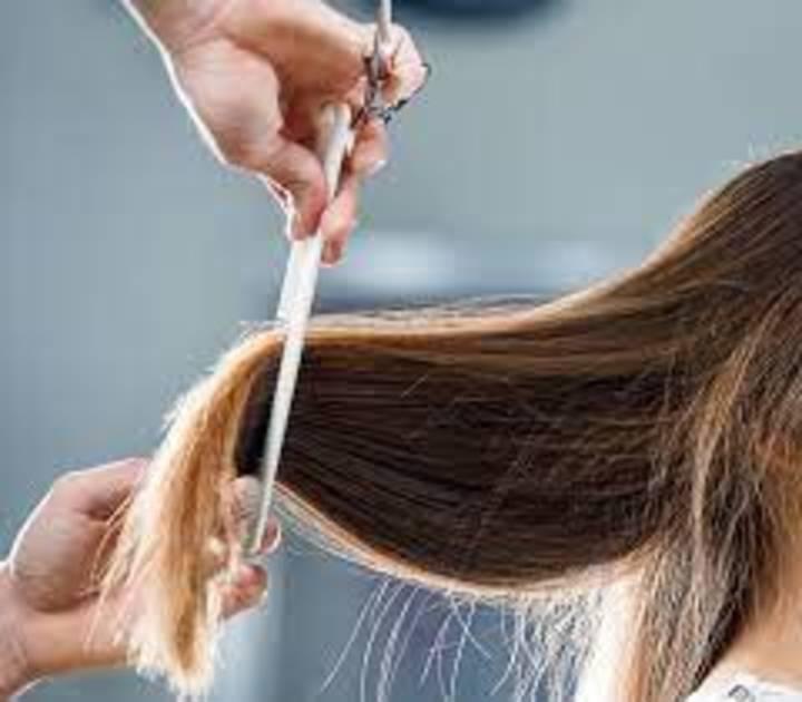 هل قص الشعر يحسن النفسية 😍👌