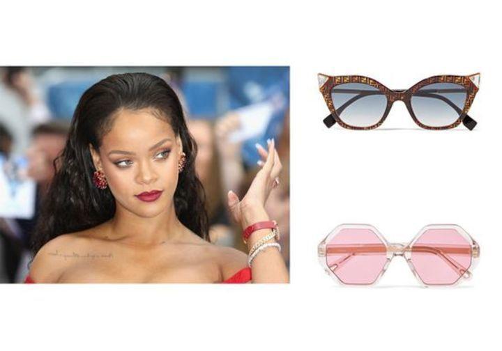 هكذا تختارين موديل النظارة الشمسية الأنسب لشكل وجهكِ
