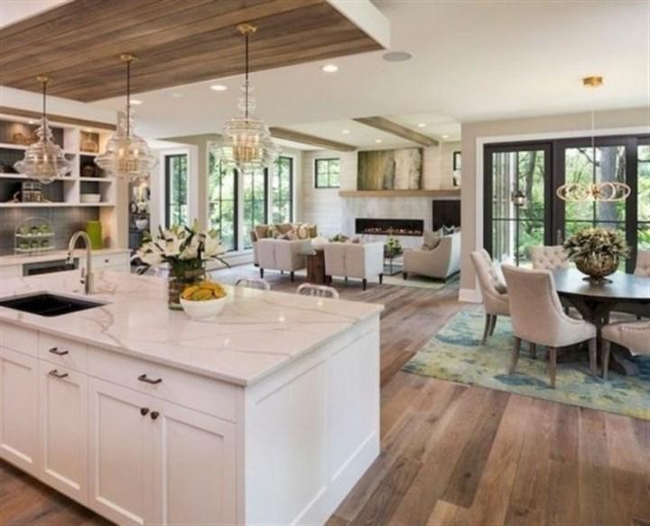 هل تجذبك تصاميم المنازل ذات النظام الاميركي؟ استوحي منها لديكور بيتك
