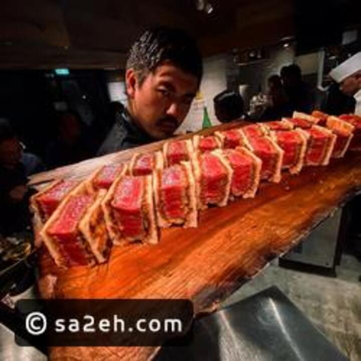 شطيرته المميزة بسعر 185 دولاراً: تعرف على مطعم المشاهير في اليابان