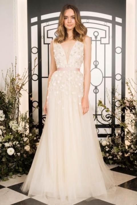 أجمل فساتين زفاف 2020 من أشهر المصممين