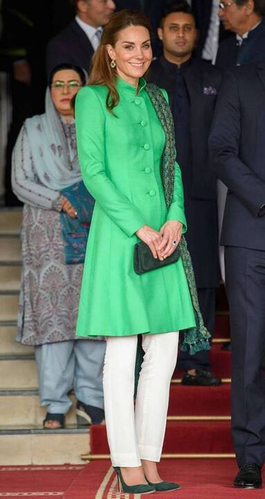 هذا هو الثمن الباهظ لإطلالات كايت ميدلتون في باكستان
