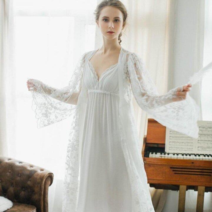 اتيكيت لبس قمصان النوم للعروس الجديدة