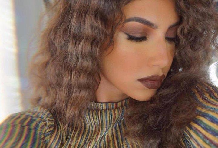 مكياج عصري على طريقة خبيرة التجميل السعودية ليالي