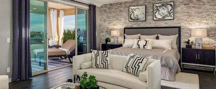 غرف نوم تركية كاملة للعرسان 2019