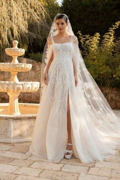 فساتين زفاف جورج حبيقة خريف 2020