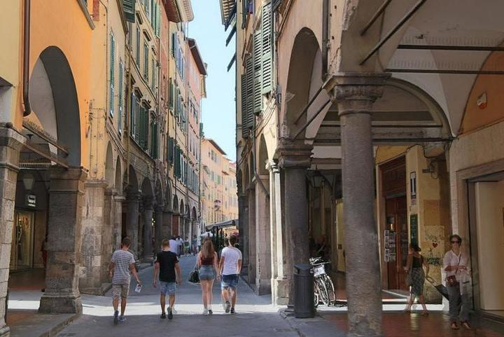 السياحة في ايطاليا: إجازة قصيرة في بيزا