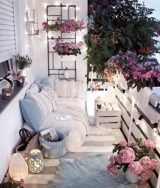 لتزيين الشرفات... إستوحي أحلى الأفكار من هذه الصور!