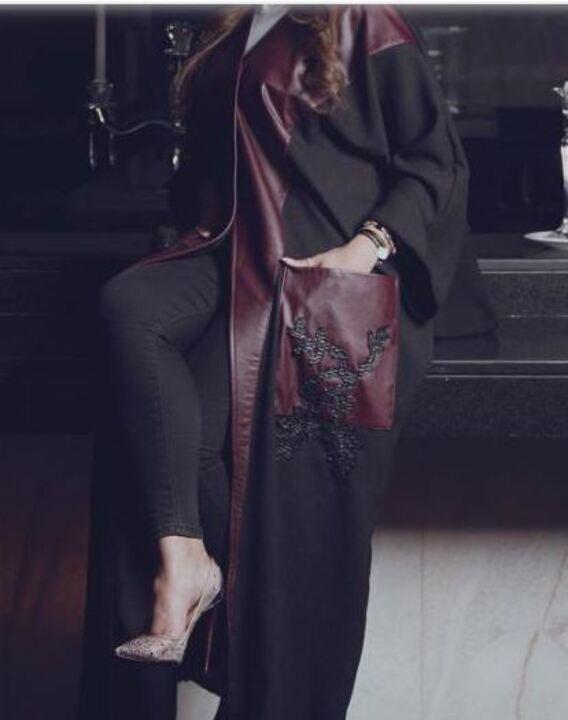لـ شتاء أكثر دفئا.. تشكيلة عباءات شتوية للمرأة الخليجية