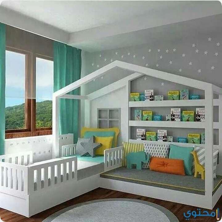 ديكورات غرف نوم أطفال 2019