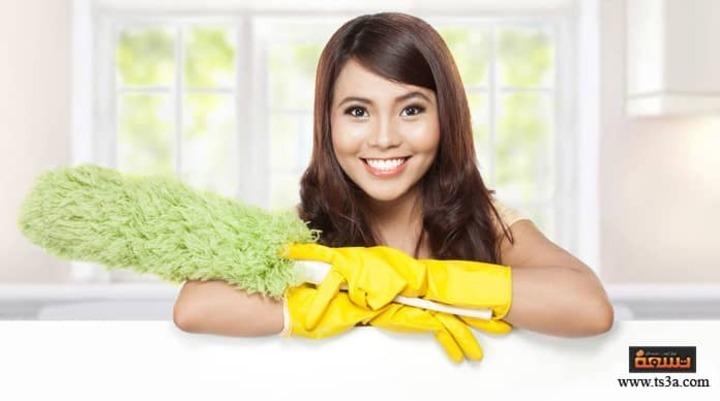 كيف تصبحي ربة منزل مثالية وما هي واجبات سيدة المنزل؟