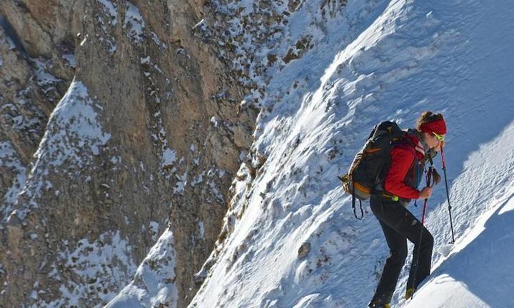 جويس عزام أنجزت إفرست: السيدة العربية المغامرة في القمة